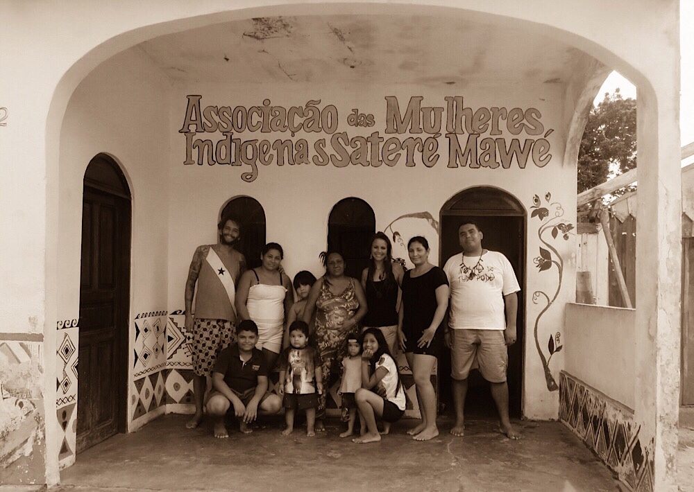 2017 - Artesanato SATERE MAWE