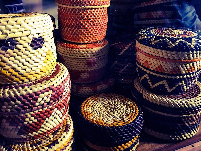 Artisanat en fibres de Tucum