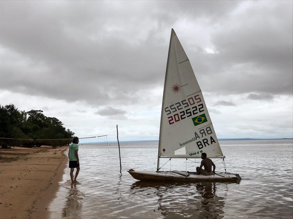 2020 - Velejar no Tapajós