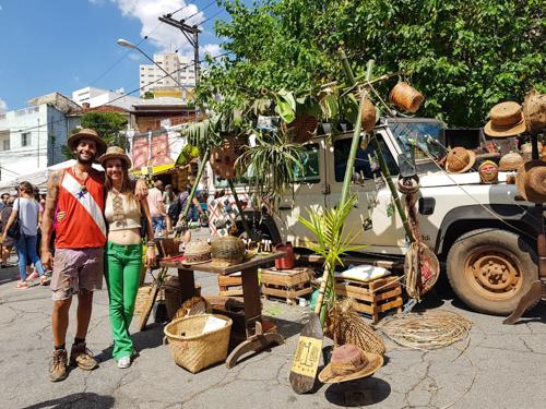 2019 - Feiras de Artesanato Indigena em São Paulo