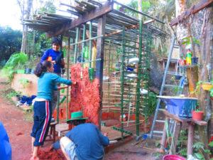 Organisation de Oficinas de Bio-Construção